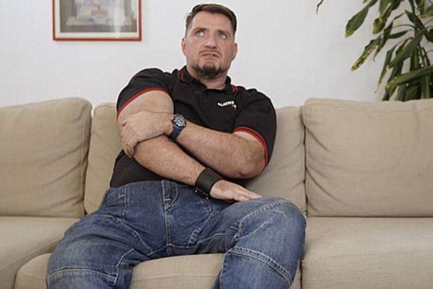 Increase of penis during arousal