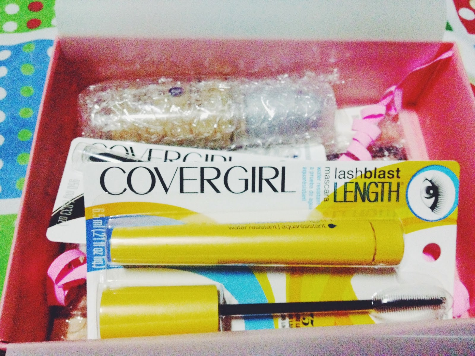 December 2014 BDJ Box's Covergirl