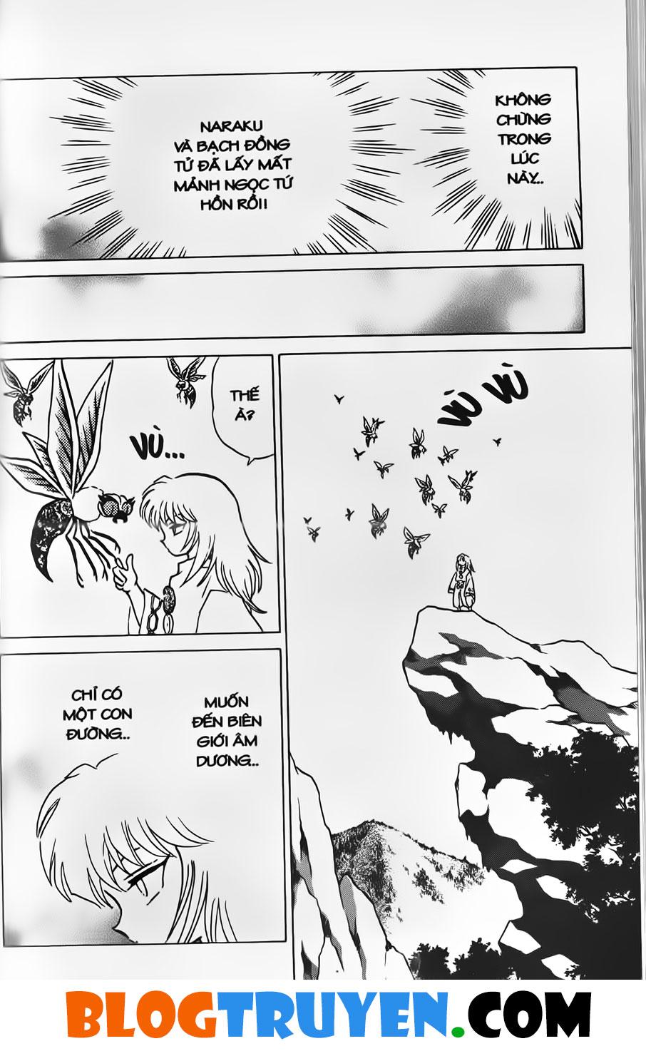 Inuyasha vol 30.10 trang 13