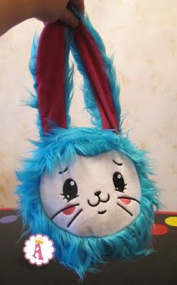 Pikmi Pops Huddy the Fluffy Bunny Toy