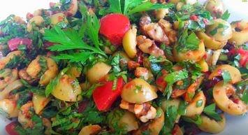 yesil-zeytin-salatasi