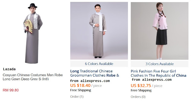 where to buy traditional chinese wear online malaysia