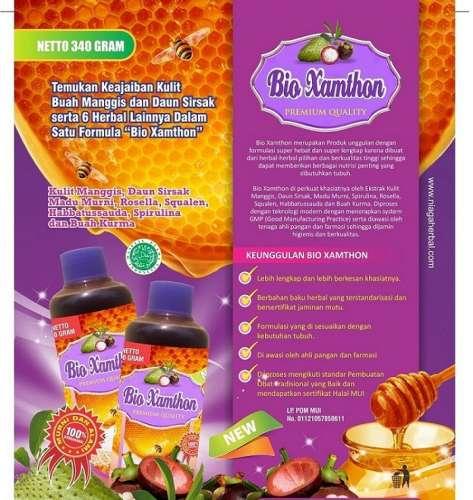 Manfaat Daun Sirsak Dan Kulit Manggis: Griya Herbal: Bio Xamthone