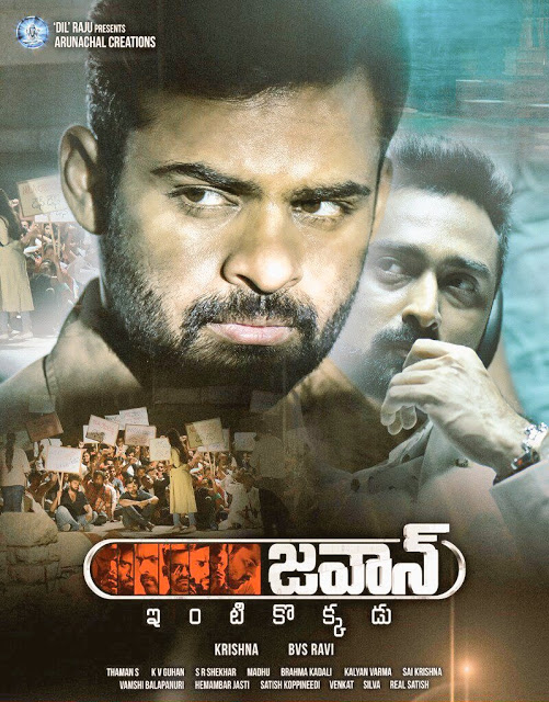 Jawaan (2017) Hindi Dual Audio 600MB UNCUT HDRip 720p HEVC x265 ESubs