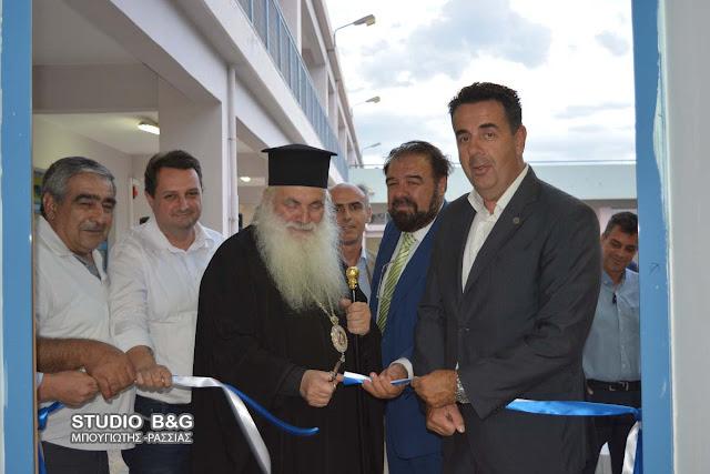 Εγκαινιάσθηκε το Κέντρο Ρομποτικής στο Ναύπλιο
