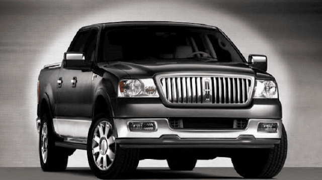 lincoln pickup truck 2016