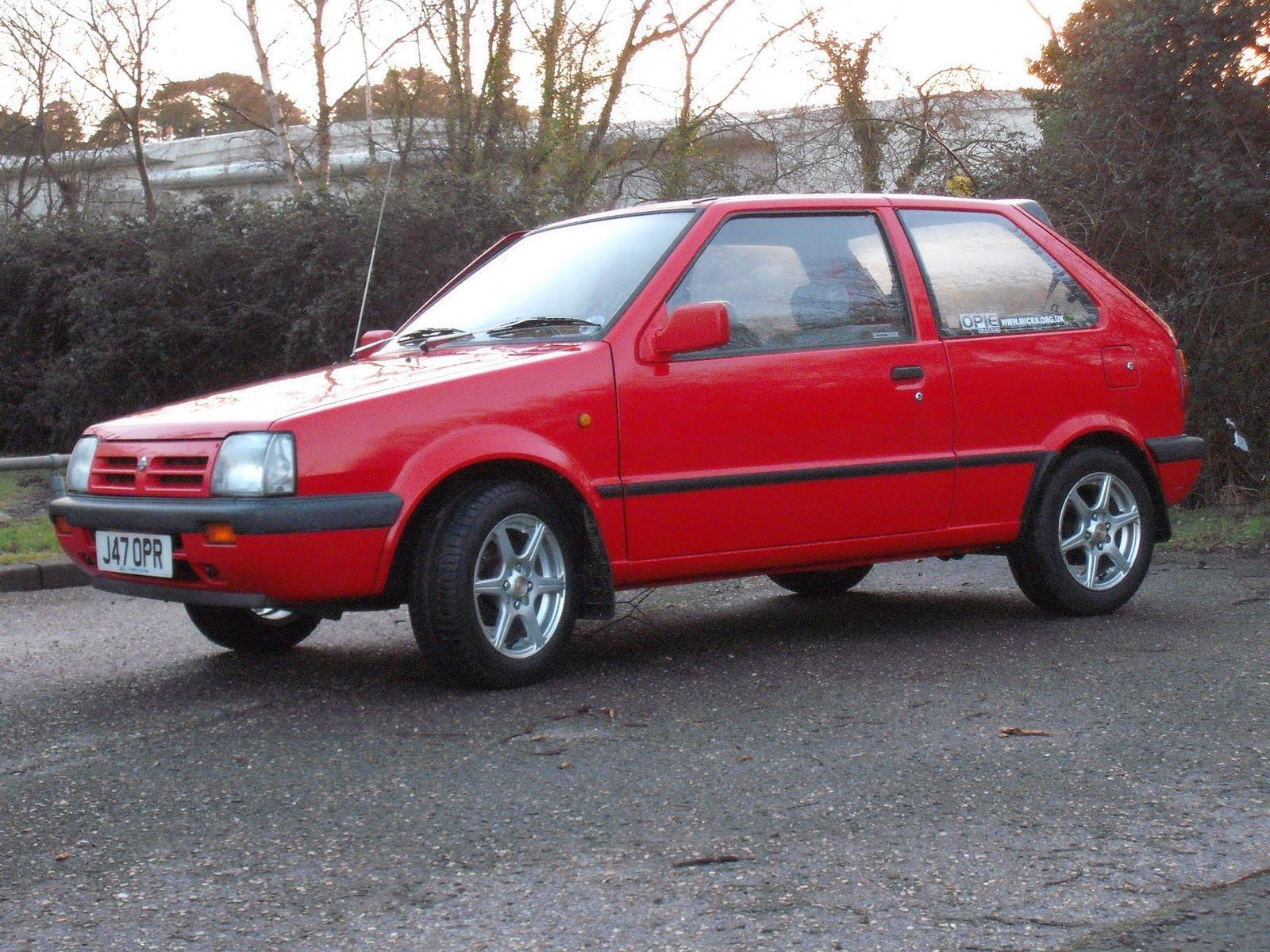 Micra-spot: Nissan Micra K10.....what else?