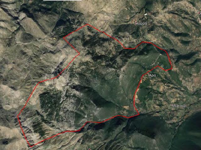 Αργολίδα: Απαγόρευση κυκλοφορίας σε δασικές και άλλες περιοχές κατά την φετινή αντιπυρική περίοδο