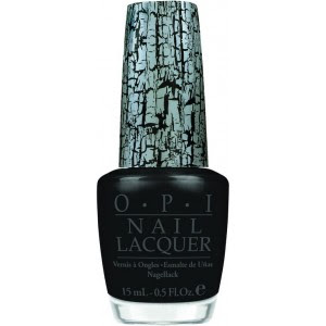 Black Shatter collection Katy Perry OPI