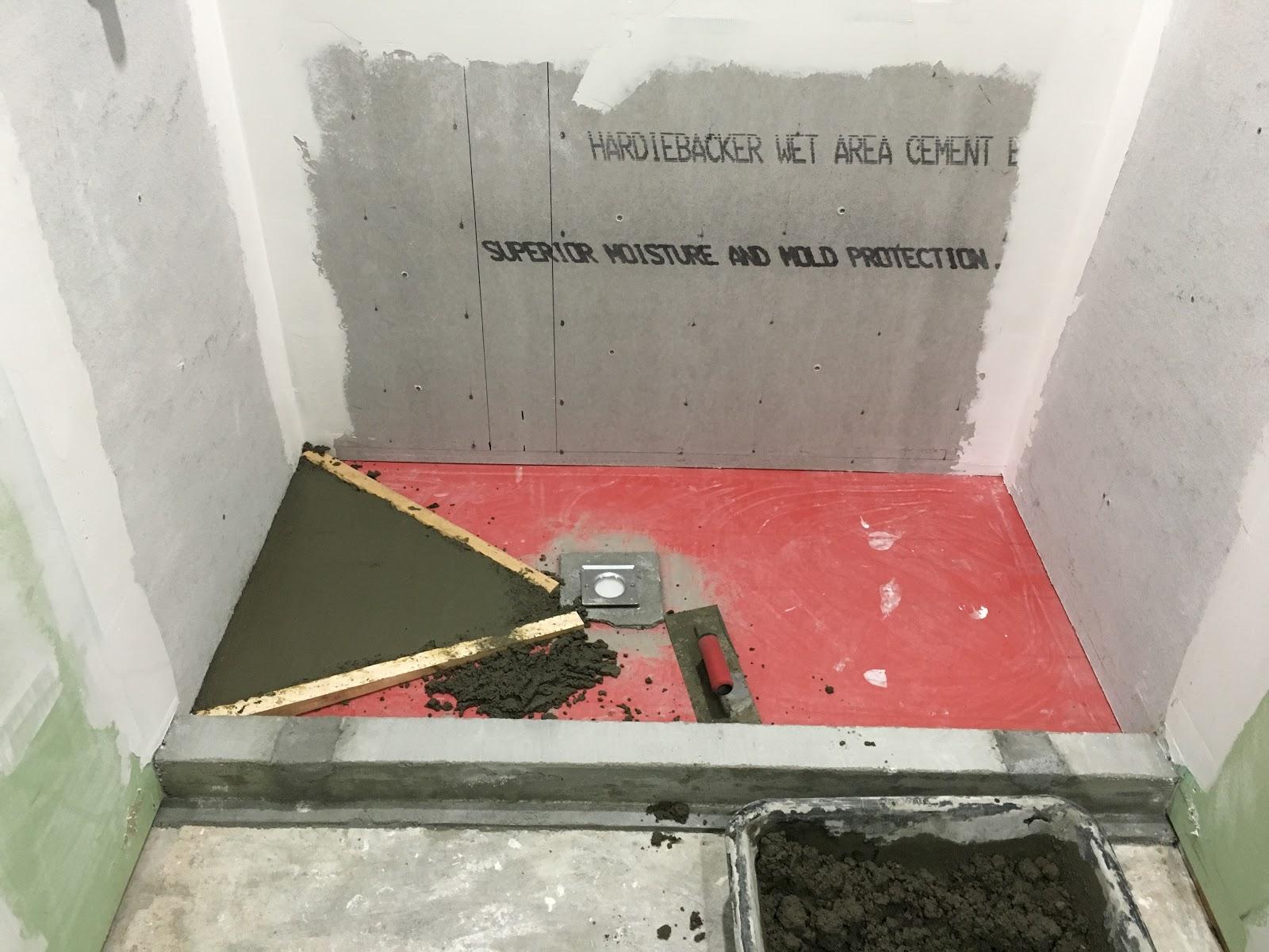 Fine Hardiebacker Cement Board Installation Illustration - Luxurious ...