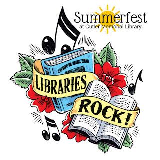 Summerfest  Begins Next Week, 6-26-18  | Libraries Rock image by Larry Jones