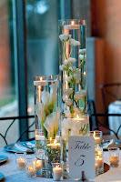 Ideas para decorar el hogar con velas