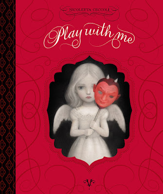 "couverture de ""Play with me"" de Nicoletta Ceccoli chez Soleil"
