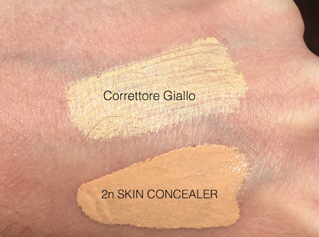SWATCHES CORRETTORI 100% PURE