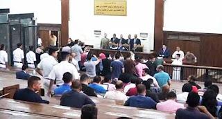 Egypt Sentences 28 To Death Over Prosecutor Killing