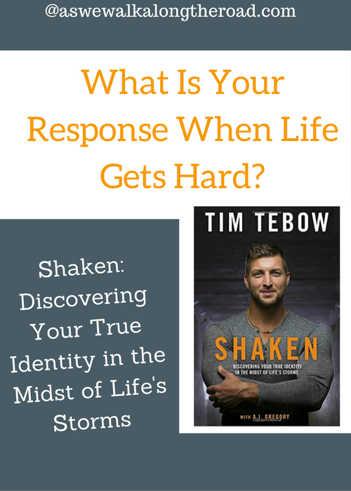 Review of Shaken by Tim Tebow