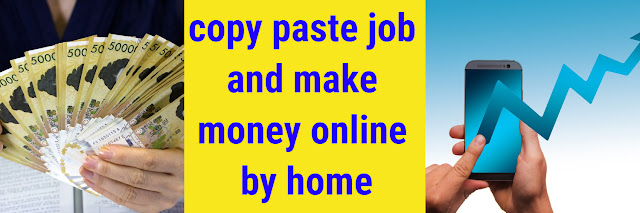 copy paste jobs in India without investment || Do copy pest work from home and make 20-30k monthly