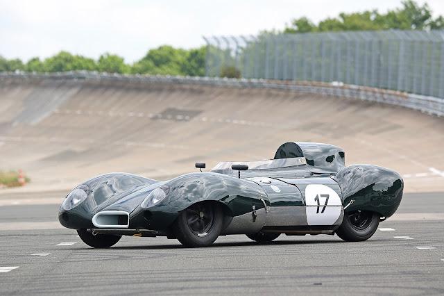 1958 Lotus Eleven S2 for sale at AGUTTES for EUR 160,000 - #Lotus #Eleven #classiccar #motorsport #forsale
