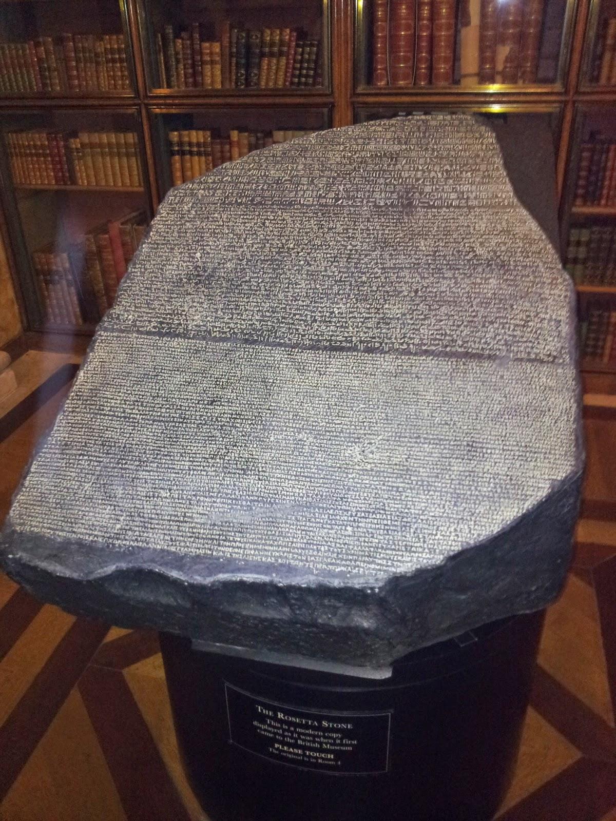la pierre de rosette l 39 gypte r v l ele m dia tv. Black Bedroom Furniture Sets. Home Design Ideas
