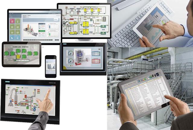 SIMATIC WinCC Siemens SCADA System