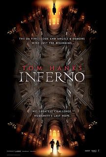 Inferno - Poster & Trailer