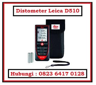 Jual Distometer Laser Leica D510 Mura di Batam Jual Meteran Laser Leica D510 di Batam