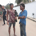 Mentally challenged couple caught trying to have s*x, people showed up and chased them away