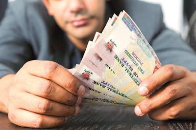 ماكينة طباعة تنسخ النقود المصرية