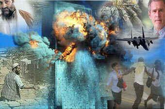 História do Terrorismo