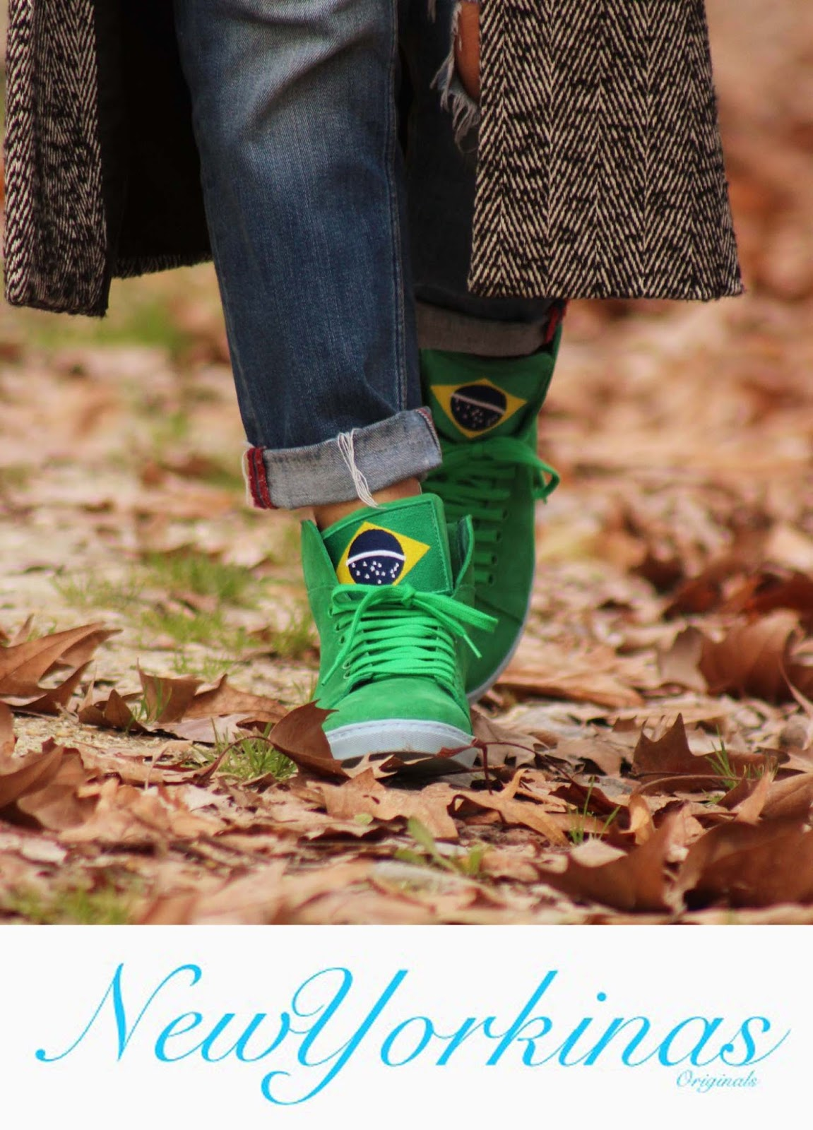 Eniwhere Fashion - sneakers - NewYorkinas Originals