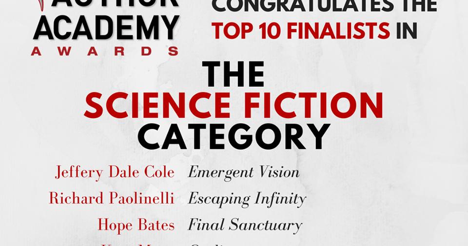 Author Academy Global Award Finalist - Zeeka Chronicles: Revenge of Zeeka