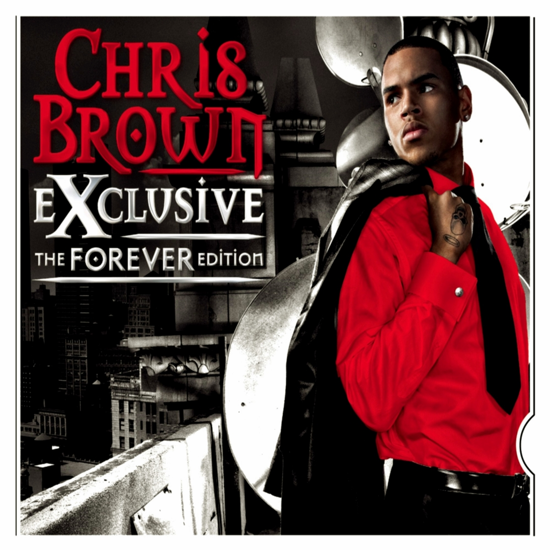 chris brown forever - HD 1080×1080