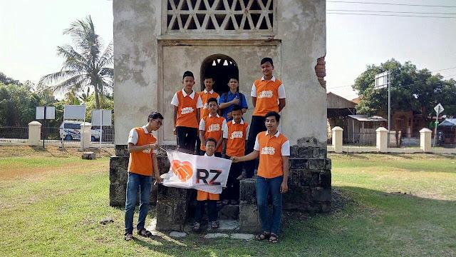 Anak Juara RZ Cilegon Korwil Gerogol Adakan Outing Majlis di Banten Lama