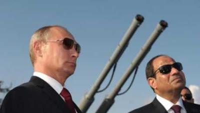 روسيا تتخذ قرار تاريخي بشأن مصر