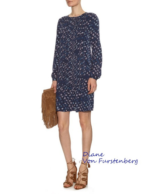 Diane Von Furstenberg dress found on Matchesfashion.com