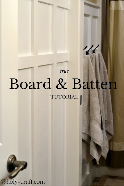 how to install board and batten on textured walls