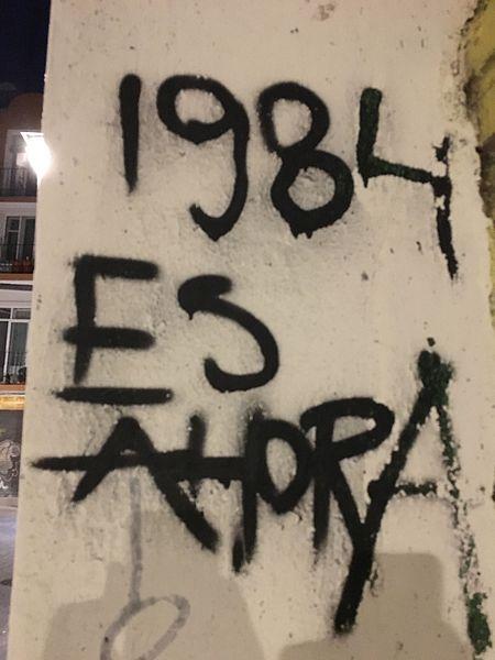 1984. Paz ou liberdade?