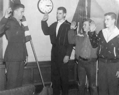 1955 US Marine Corps Parris Island