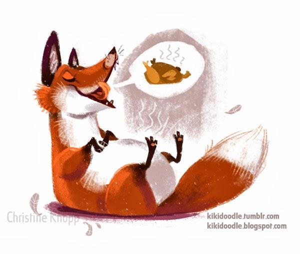 Christine Knopp illustration - photo#47