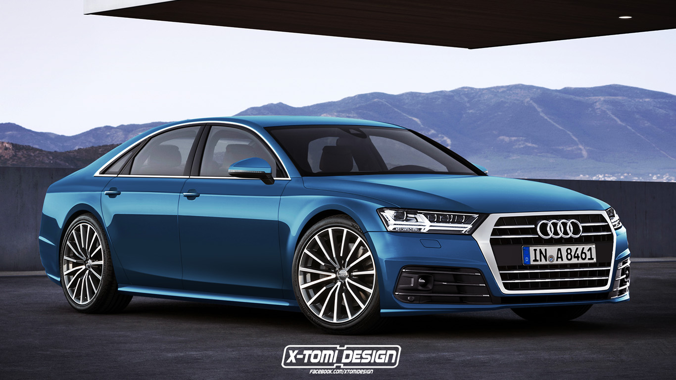 X tomi design audi a8 2017 audi a8 2017 sciox Image collections