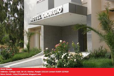 Hotel Giorgio in Abohar City