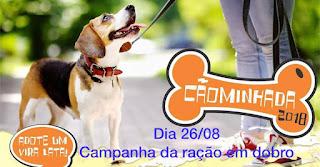IV Cãominhada do GPA será domingo 26/08 com a campanha Magnus em dobro