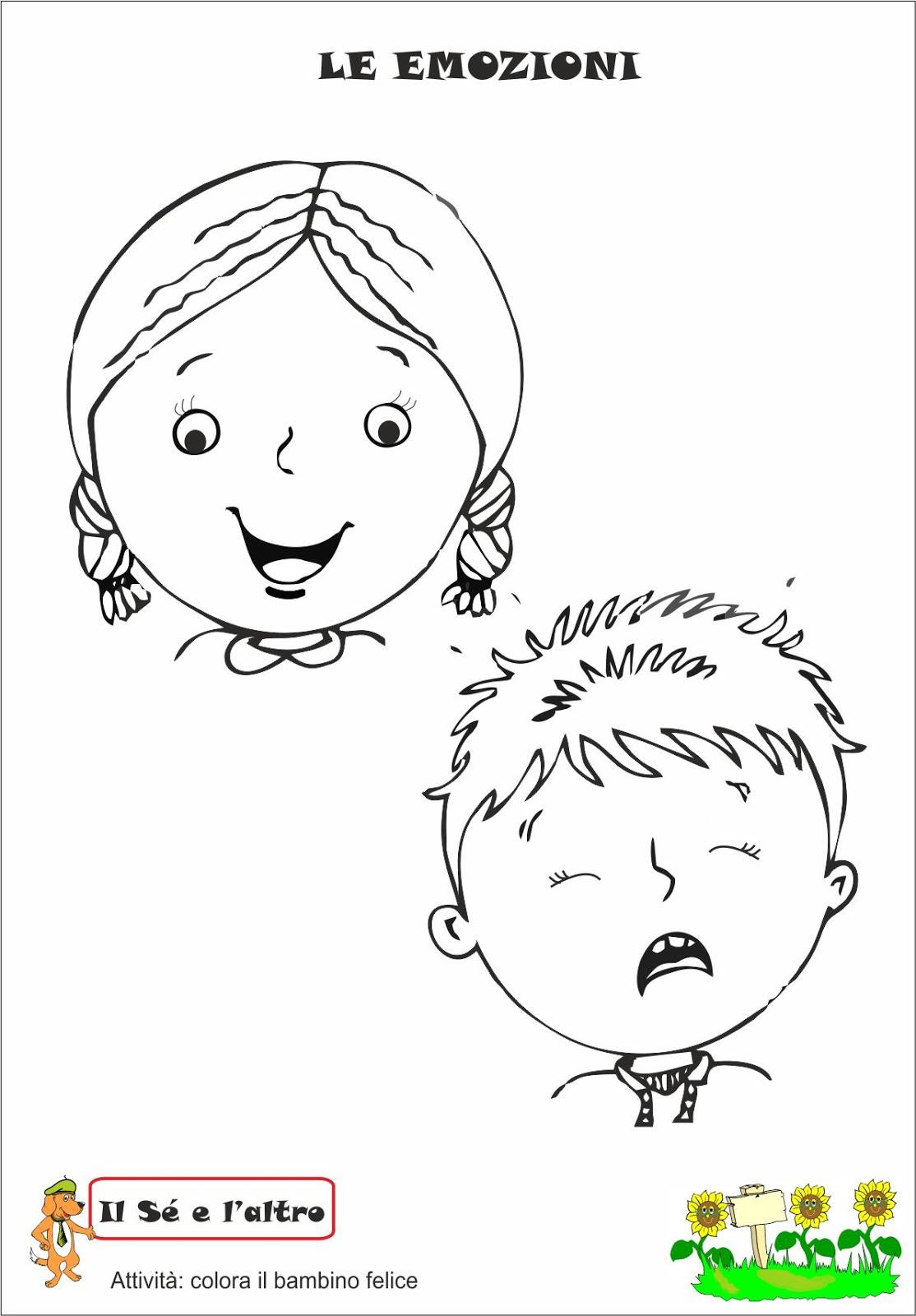 Amato A Scuola con Poldo: Le Emozioni WS05