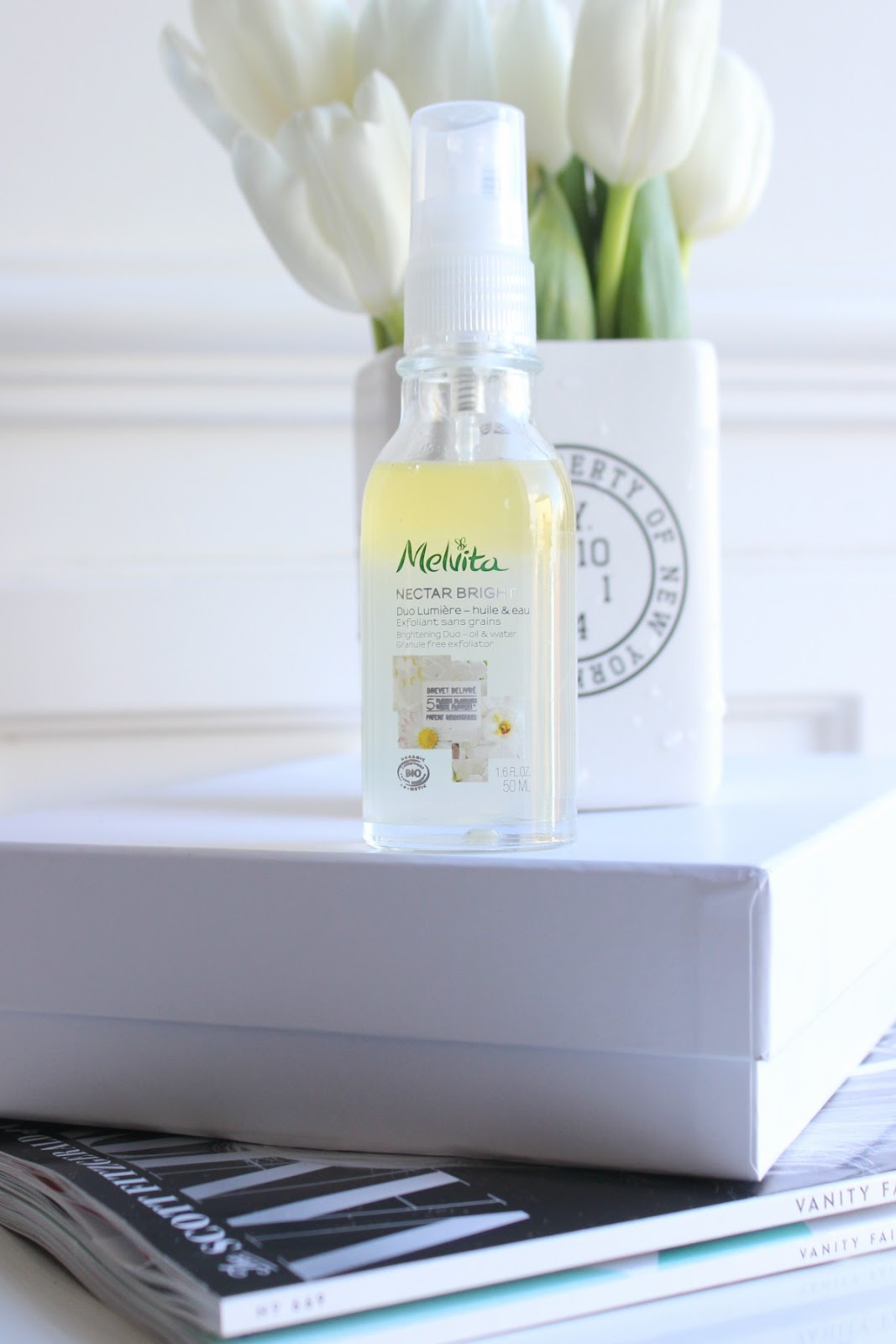 Melvita Nectar Bright Duo Bi-Phase Oil and Water Review