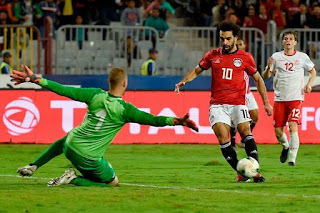 Mohamed Salah once again came up with the goods when it mattered for Egypt , as he bagged a last-minute winner against Tunisia.