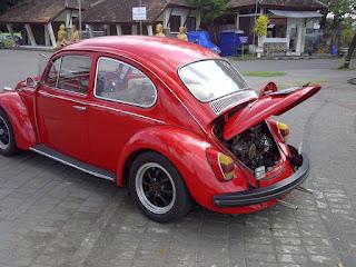 MOBIL ANTIK DIJUAL : VW Kodok 1300 L Tahun 1970 - JOGJA