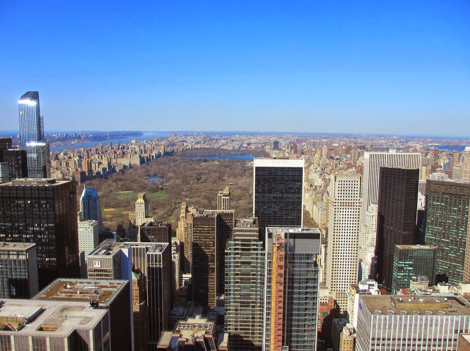 À procura de glaciares no CENTRAL PARK em Nova Iorque (sim, é verdade) | EUA