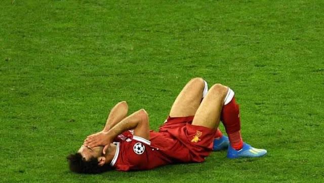 رعب كبير في ليفربول والجماهير المصرية والعربية بسبب اصابة محمد صلاح
