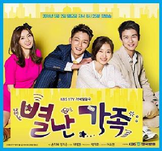 The Unusual Family Korean Drama
