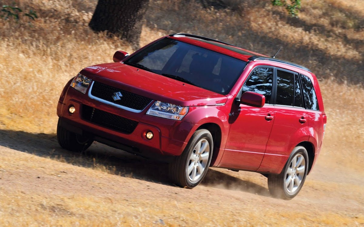 Suzuki Grand Vitara Off Road Widescreen HD Wallpaper 6